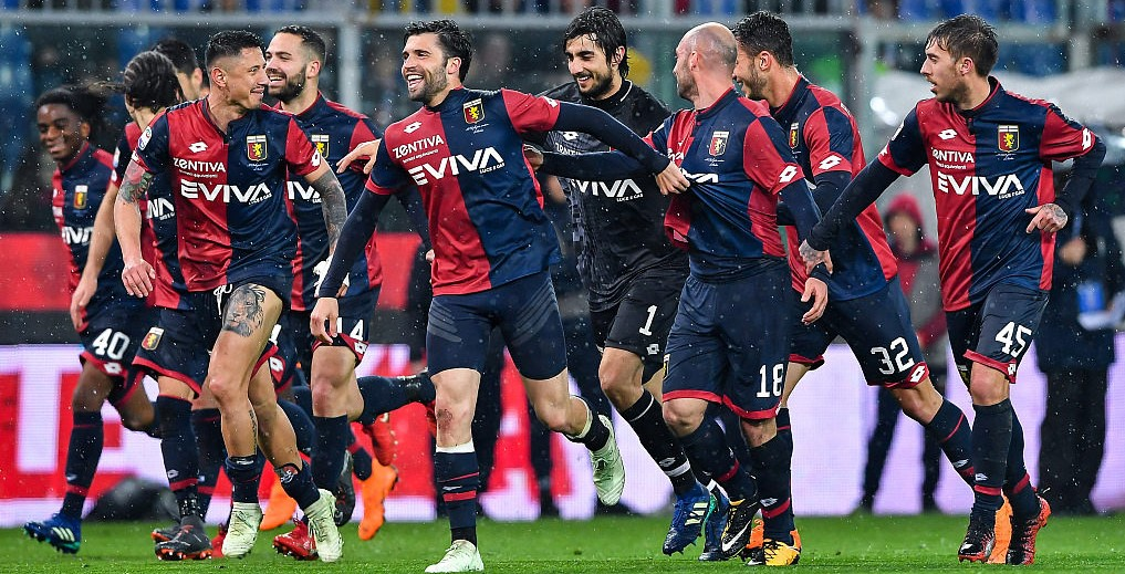 Genoa CFC İtalya takimi tarihi nedir
